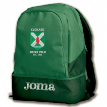 Clonard Water Polo Estadio III Backpack - Green 2018